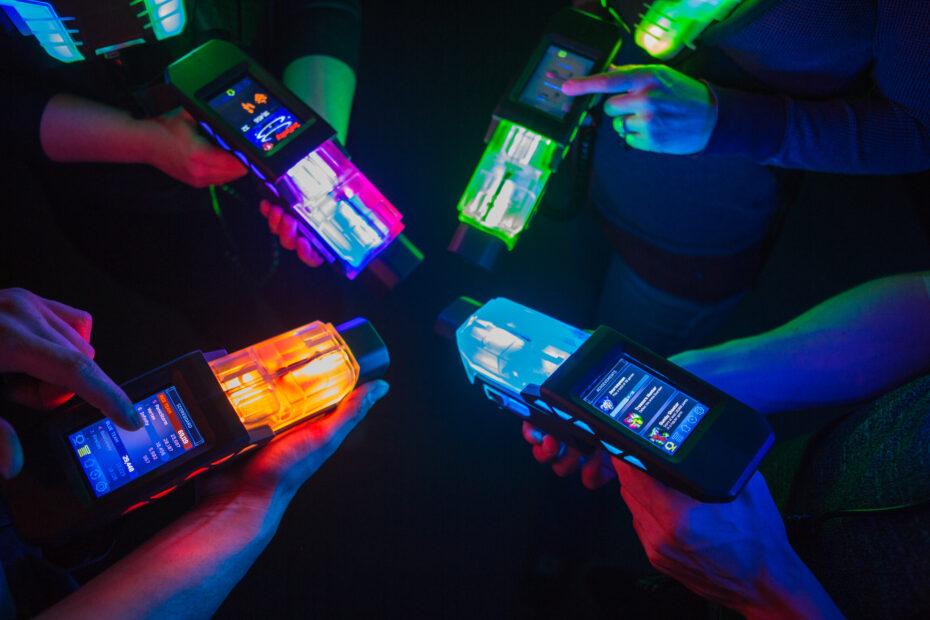 Lasertag Gen8 Phaser