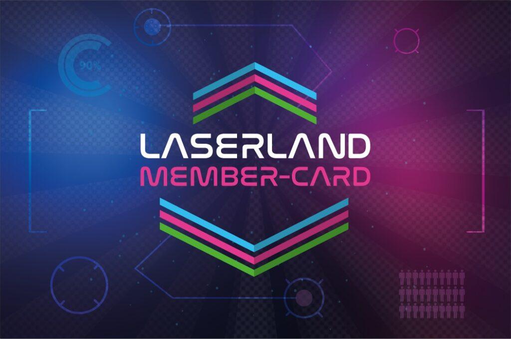Laserland Membercard