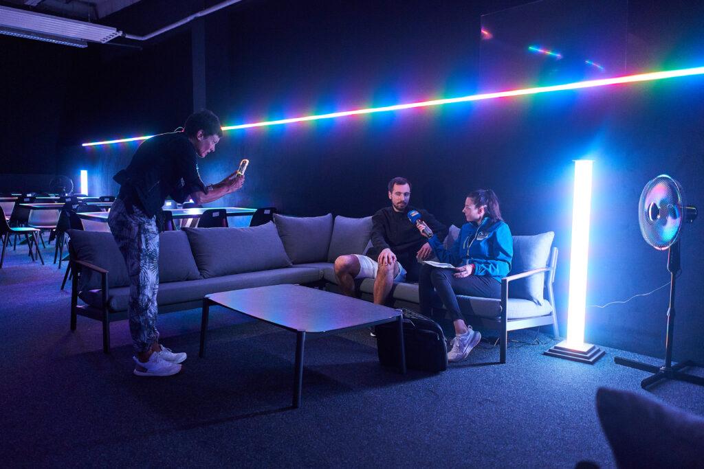Interview Radio Lausitz - Lasertag Bautzen